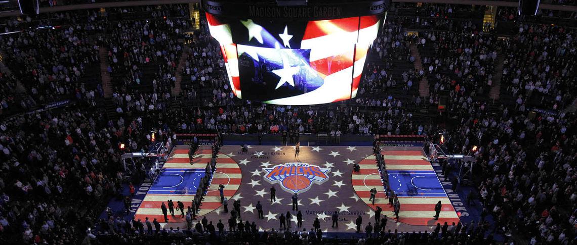 3c0b79f445e New York Knicks 9 11 Memorial Stair Climb - National Fallen ...